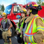Volunteer Firefighters Save Lives and Homes