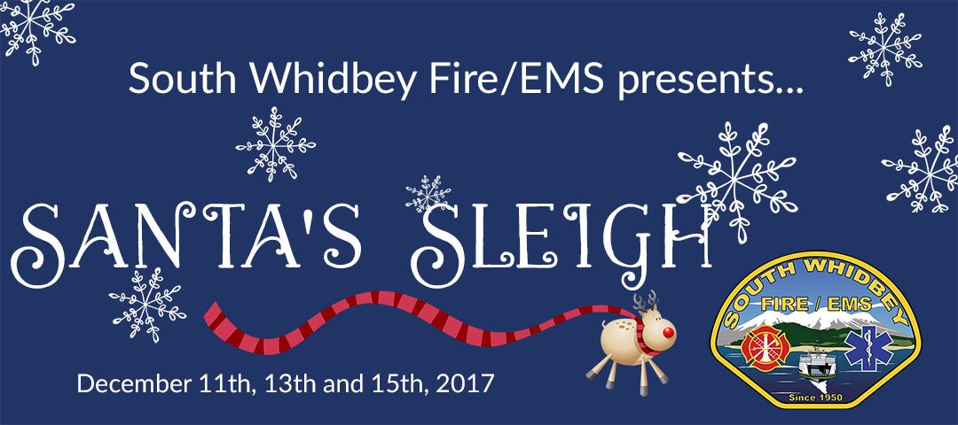 New Route for Fire Department's Santa's Sleigh