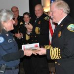 Volunteer Fire Fighters and EMTs Honored at Awards Banquet