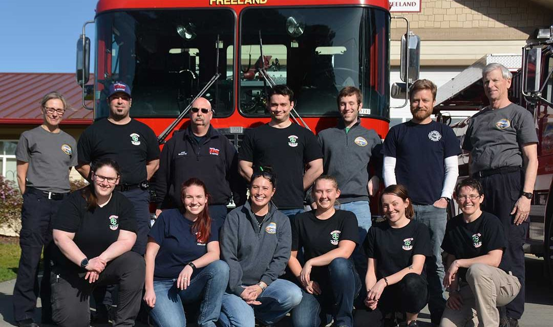 EMS Academy Graduates Hit the Ground Running