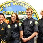 Fire Departments Welcome New Members