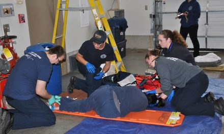 Island-wide EMT Academy Underway
