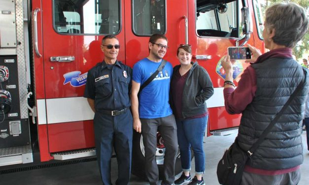 Community helps dedicate new Bayview Station 36