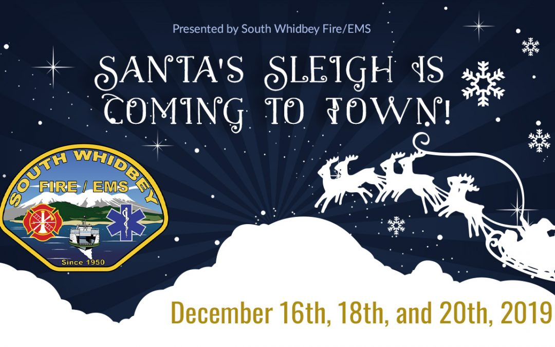 Santa's Sleigh includes new Bayview Station