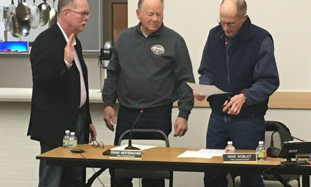 New Fire Commissioner for South Whidbey Fire/EMS