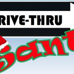 Drive-thru Santa's Sleigh to brighten the holidays