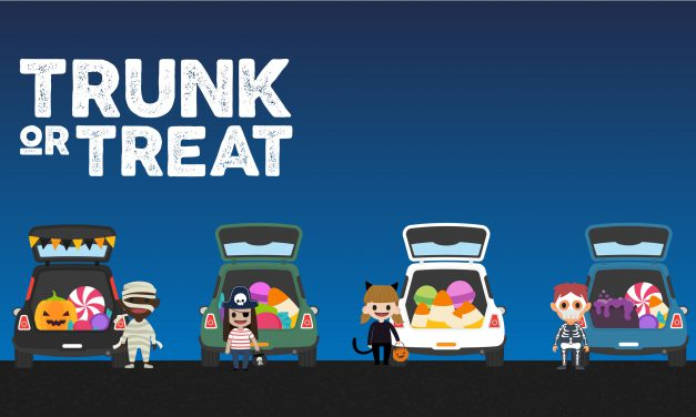 SWFE Invites You to TRUNK-OR-TREAT on Oct 22nd